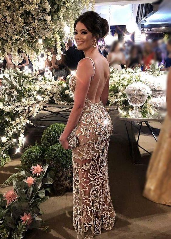 c8546b6ca VESTIDOS DE FESTA 2020 → 110 Modelos de Vestidos, Tendências