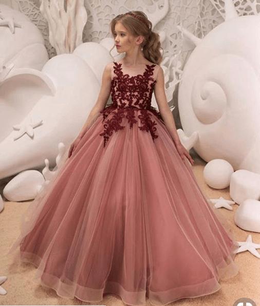 Vestido de formatura Infantil 2021