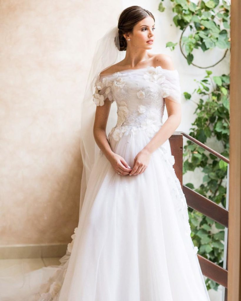 Vestidos Para Casamento 2020 Modelos De Vestidos De Festa