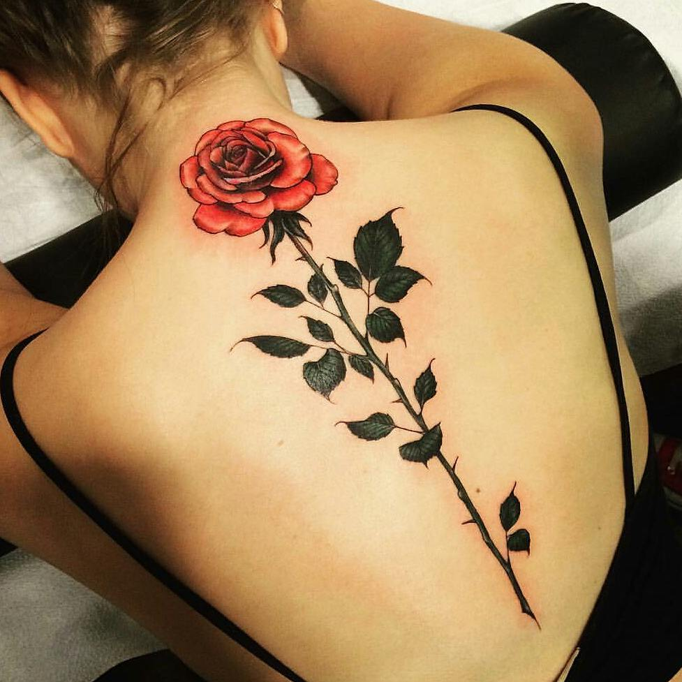 Tatuagem Feminina Delicada 2020 Pulso Ombro Costas Pernas