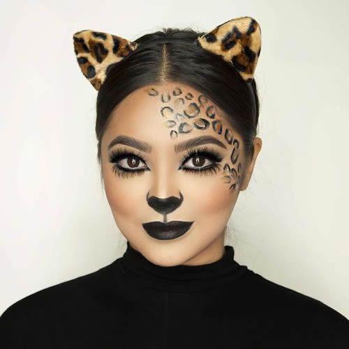 Maquiagem para Carnaval Animais 2020
