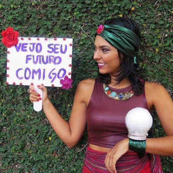 Fantasias para Carnaval 2020 Paquera
