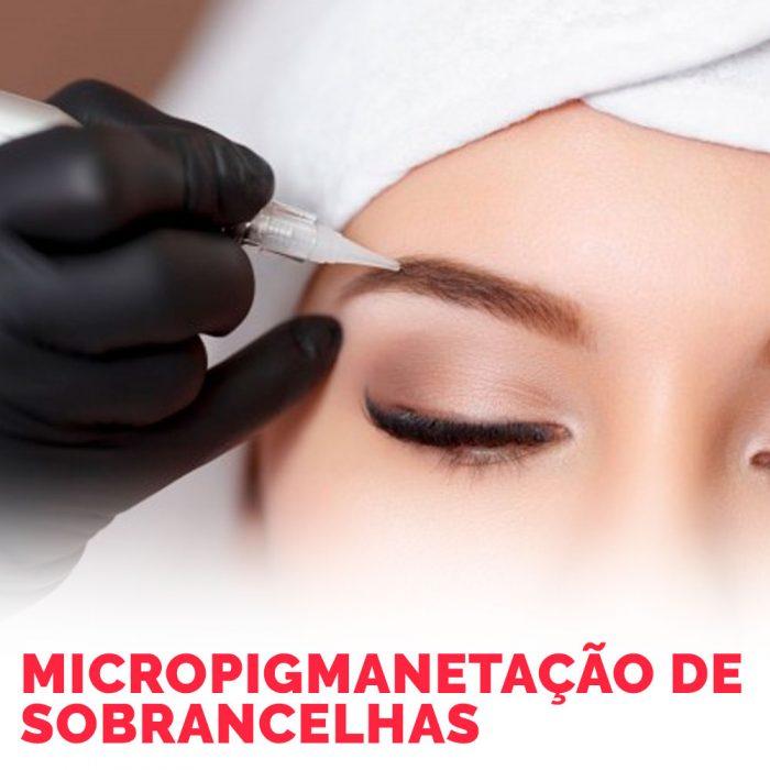Micropigmentação de Sobrancelhas 2020