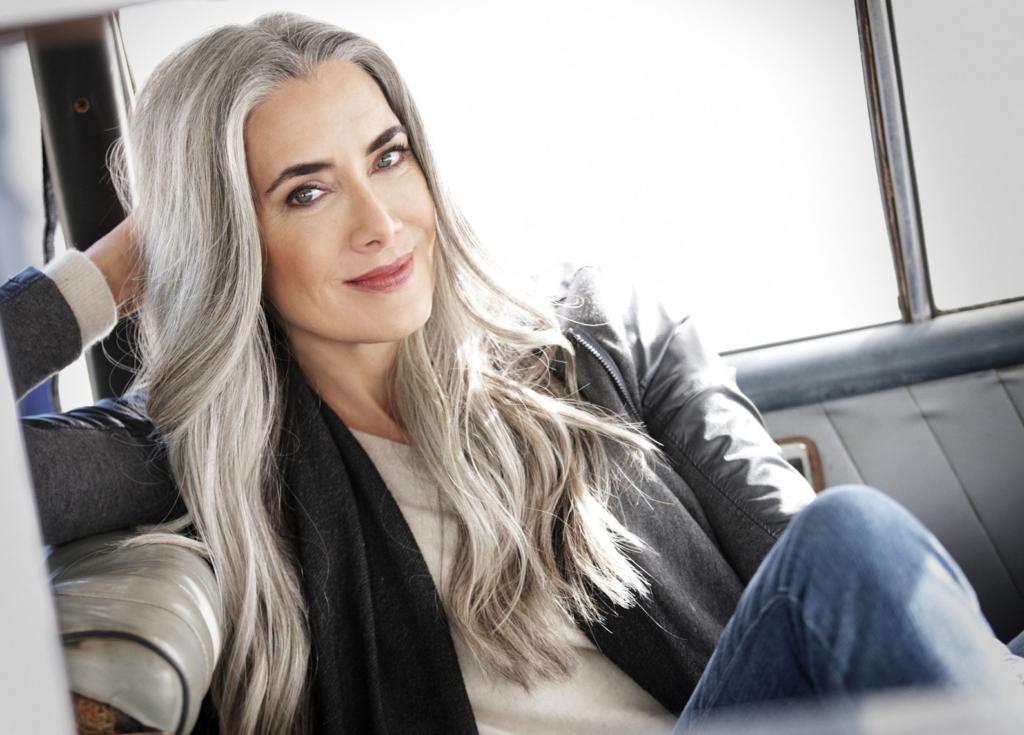 Cores de cabelo verão 2020 grisalho