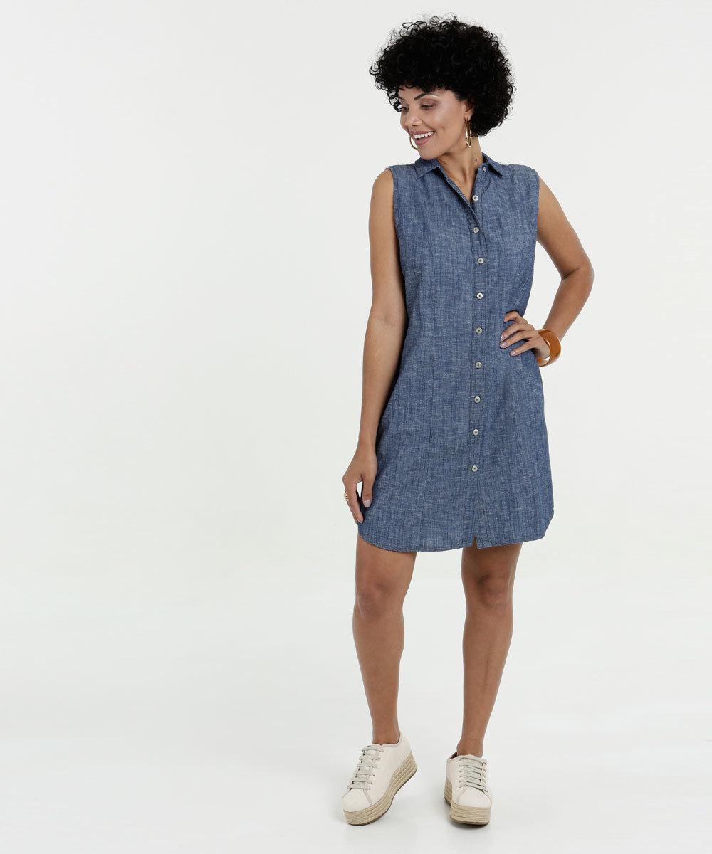 Vestidos Chemise 2020 jeans