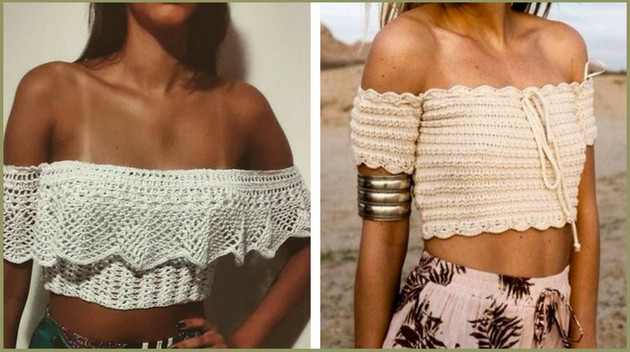 Looks com Cropped 2020