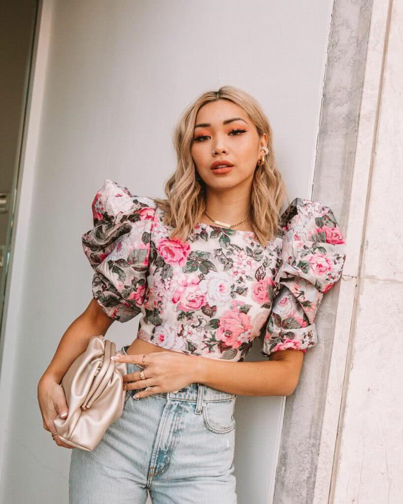 tendência na moda verão 2022: Cropped